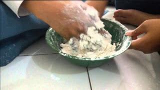 Cara Membuat Slime Dengan Tepung Maizena