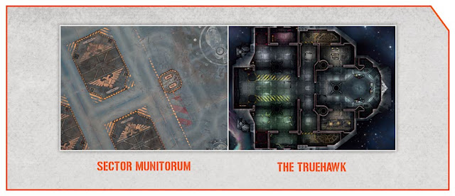 Sector Munitorum - The Truehawk