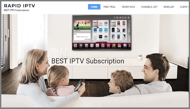 A way to use it in person to watch all paid channels and get IPTV files free of charge 89