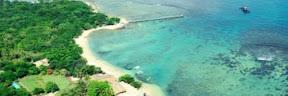 Pantai Tanjung Lesung Di Pandeglang Banten
