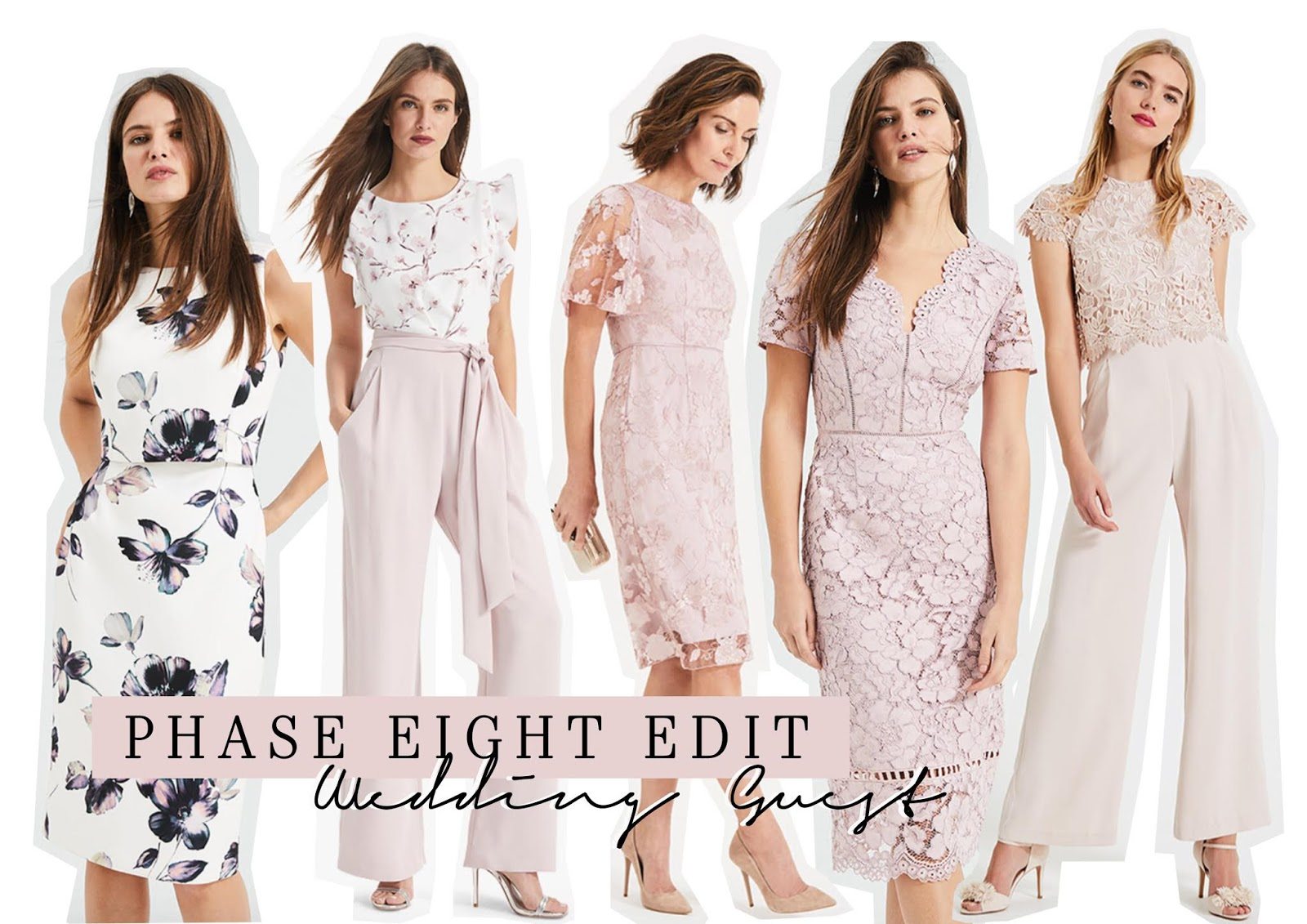 Phase Eight Wedding Guest Mother Of The Bride Edit Blush And Bumble