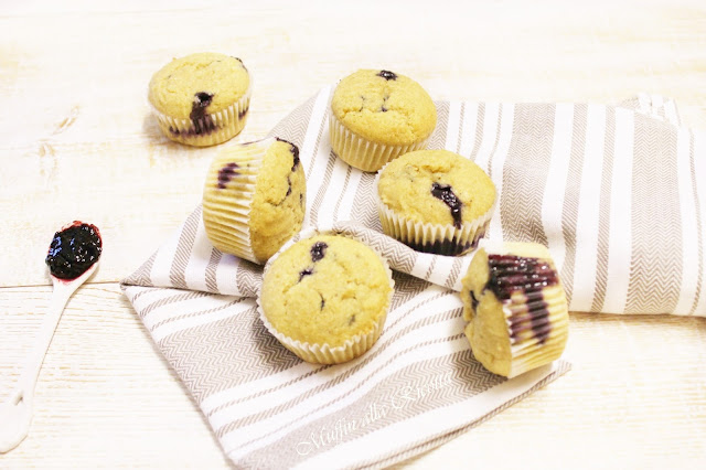 Muffin Light alla Ricotta