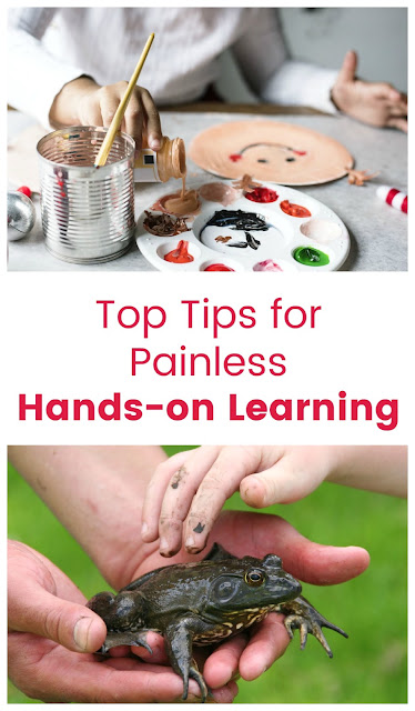 Top Tips for Painless Hands-on Learning