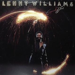 LENNY WILLIAMS - SPARK OF LOVE (1978)