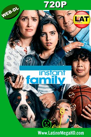 Familia al Instante (2018) Latino HD WEB-DL 720P ()