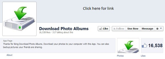 Facebook DownloadPhotos