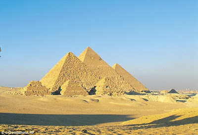 Six People Killed In Bomb Blast Near The Pyramids In Egypt