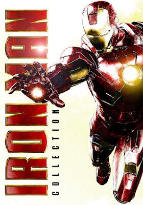 Iron Man Colección DVD R1 NTSC Latino