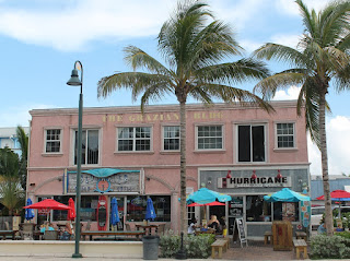 Restaurante en el Ft Pierce Inlet