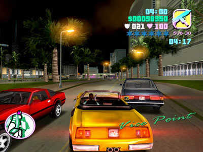 Download game gta windows vice 7 city for free