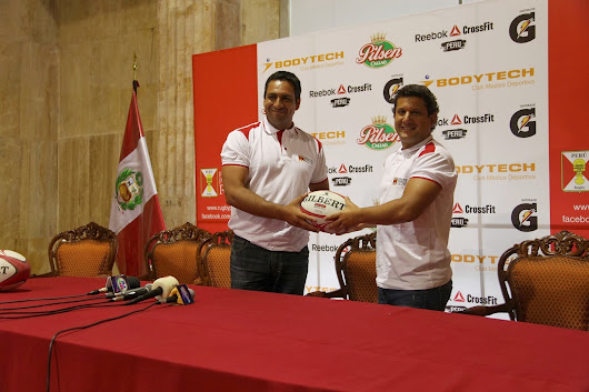 Interview with Maser Madueño, President of the Peruvian Rugby Federation