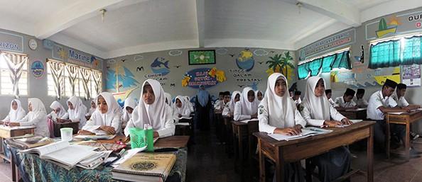 41 Dekorasi Kelas SMP yang Kekinian Paling Keren dan Hits