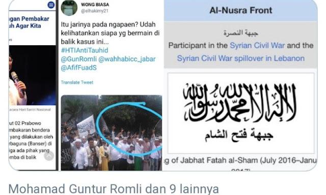 PSI Tuding Prabowo Berada Dibalik Gerakan HTI, Netizen: Kata Presiden Jokowi, Stop Hoax!