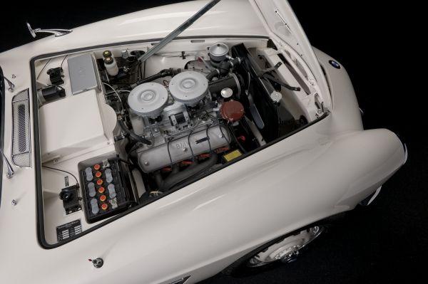 Η επιστροφή της μυθικής BMW 507 του Elvis στο Concours d'Elegance, Pebble Beach