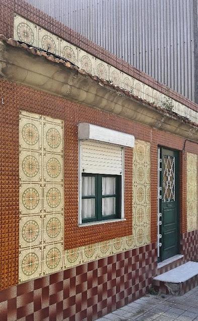 casa de azulejos