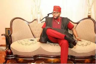 Billionaire E-money Share Stylish Photos Of Himself