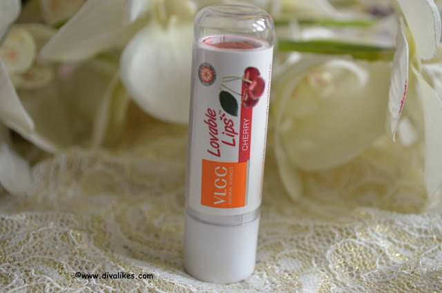 VLCC Lovable Lips Cherry