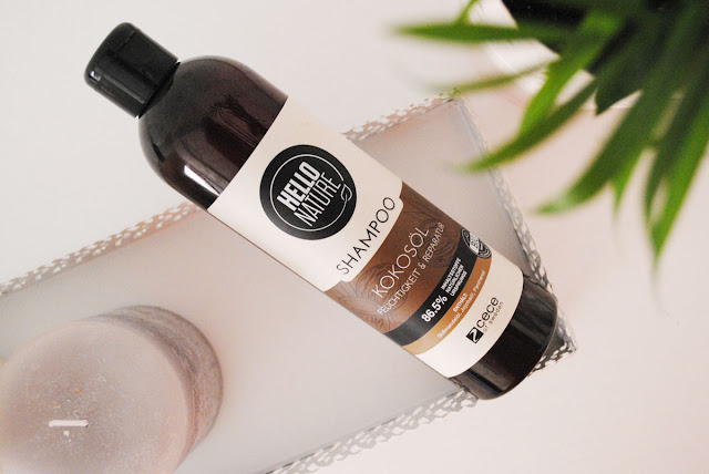 Cece of Sweden Hello Natur - Coconut Oil szampon