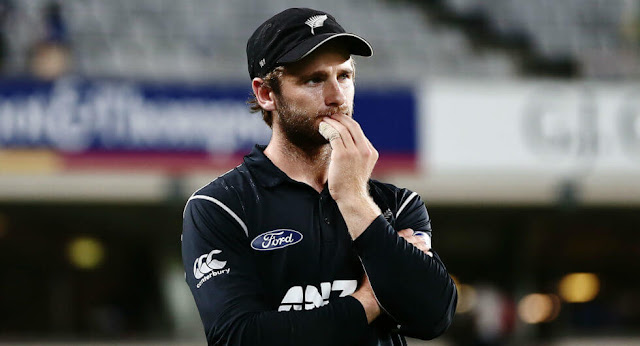 New Zealand's captain - Kane Williamson