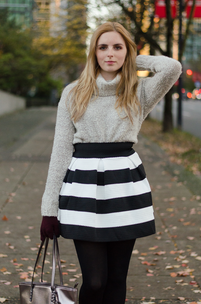 short skirts, mini skirt, Target Skirt, Vancouver Style Blog