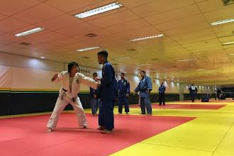 Judocas iniciam série de treinos individualizados com técnicos da seleção brasileira