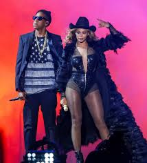 Bey and Jay  Running in Houston -  CatchTheTea 2a523fab2
