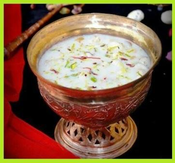 Charnamrit Prashaad Hindi Recipe