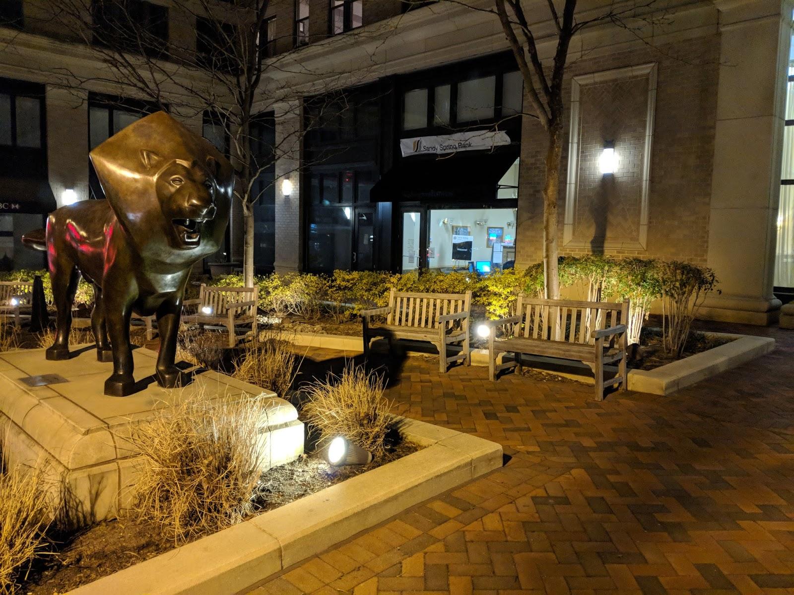 Robert Dyer @ Bethesda Row: Washington First Bank in Bethesda will ...