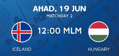 Iceland Vs Hungary EURO 2016
