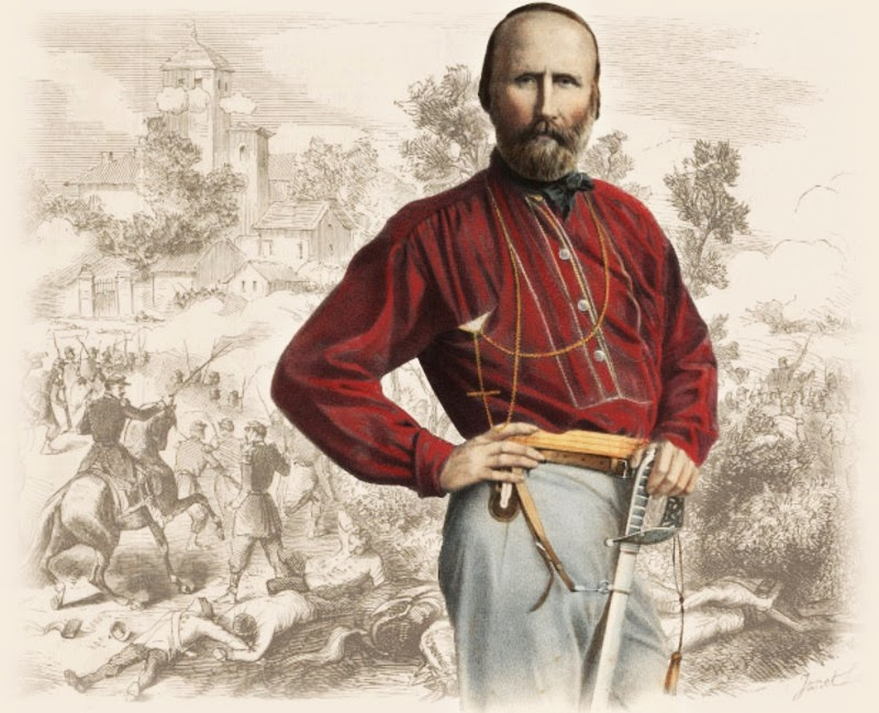 Resultado de imagen para Fotos: Giuseppe Garibaldi