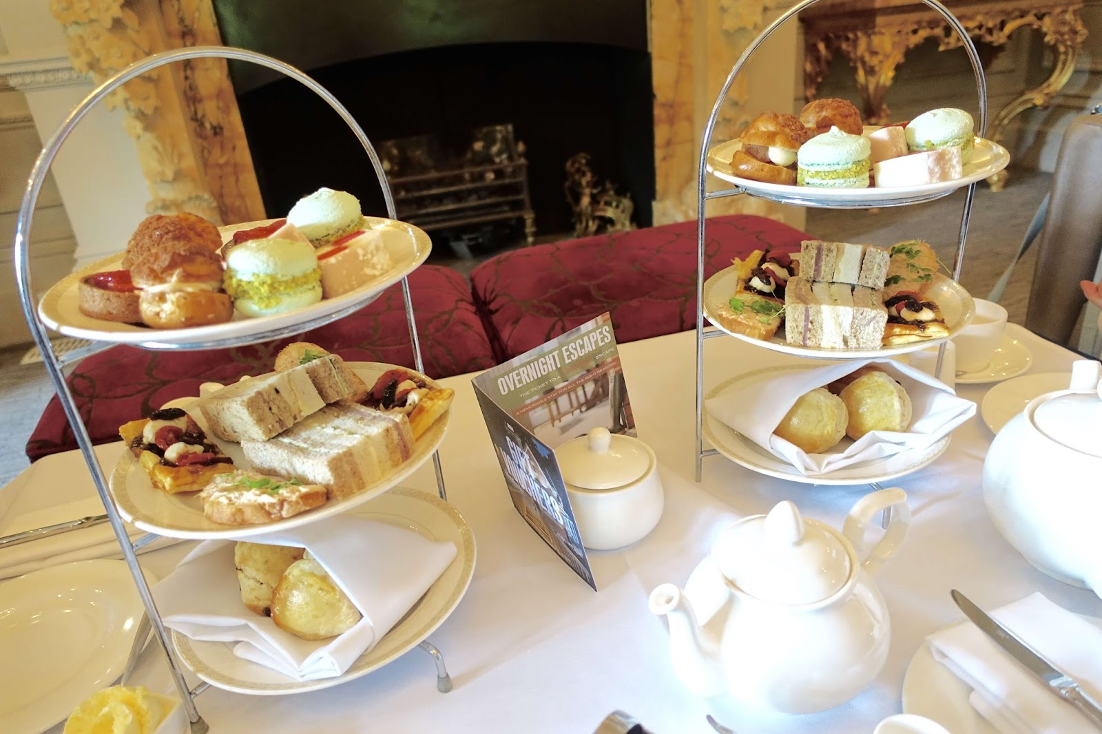 where to have afternoon tea in sussex
