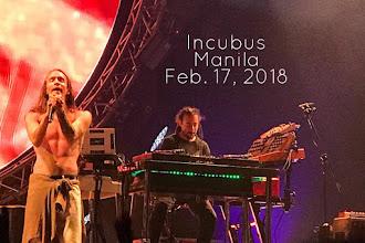Incubus Live in Manila 2018