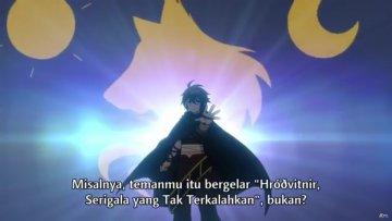 Hyakuren no Haou to Seiyaku no Valkyria Episode 9 Subtitle Indonesia