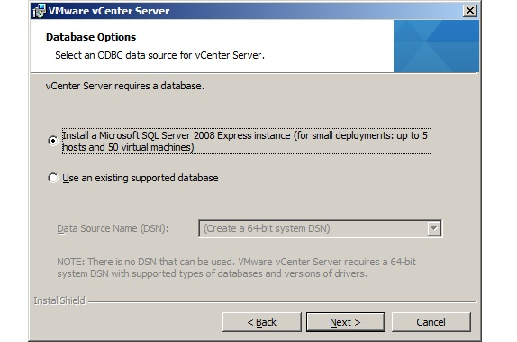 VMware vCenter 5 1 Server Installation Step by Step Guide