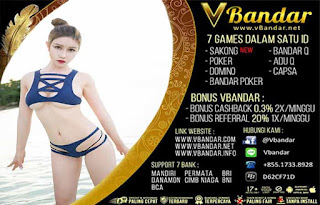 Cara Bermain Judi Poker Online VBandar.info