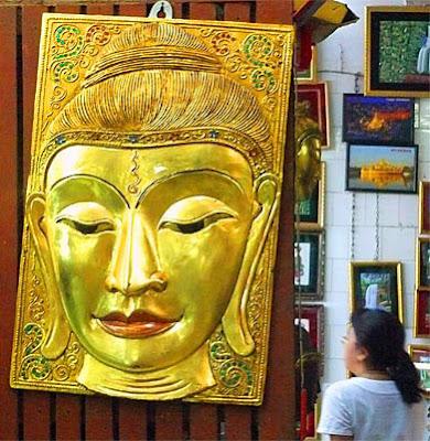 Bagan Wall Art