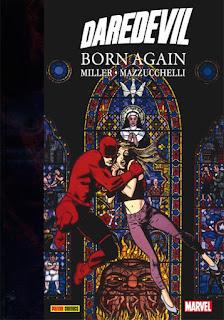 Daredevil Born Again - Frank Miller