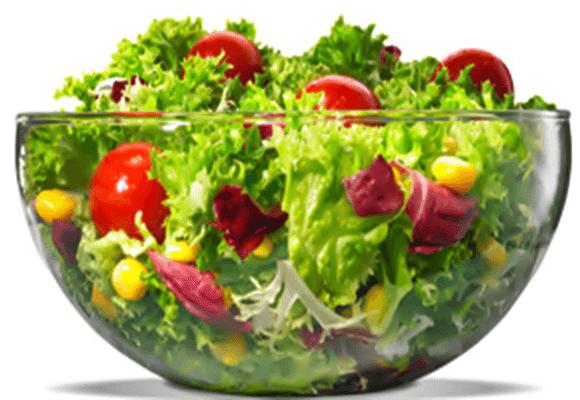 Fome-saladas
