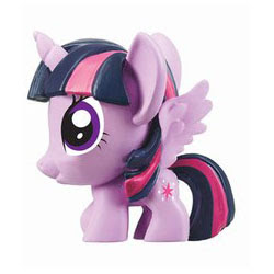 MLP Fashems Series 3 Twilight Sparkle Figure by Tech 4 Kids