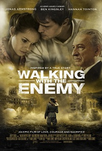 Poster Walking with the Enemy