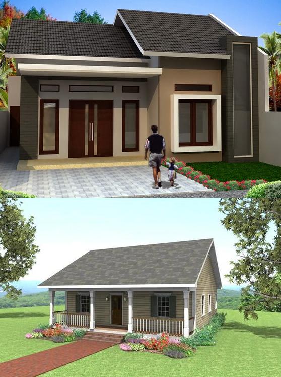 Anggaran Membuat Rumah Minimalis Type 36 Rumah En