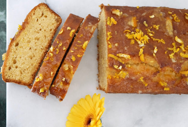 Sticky Marmalade Loaf :: Granny Cool