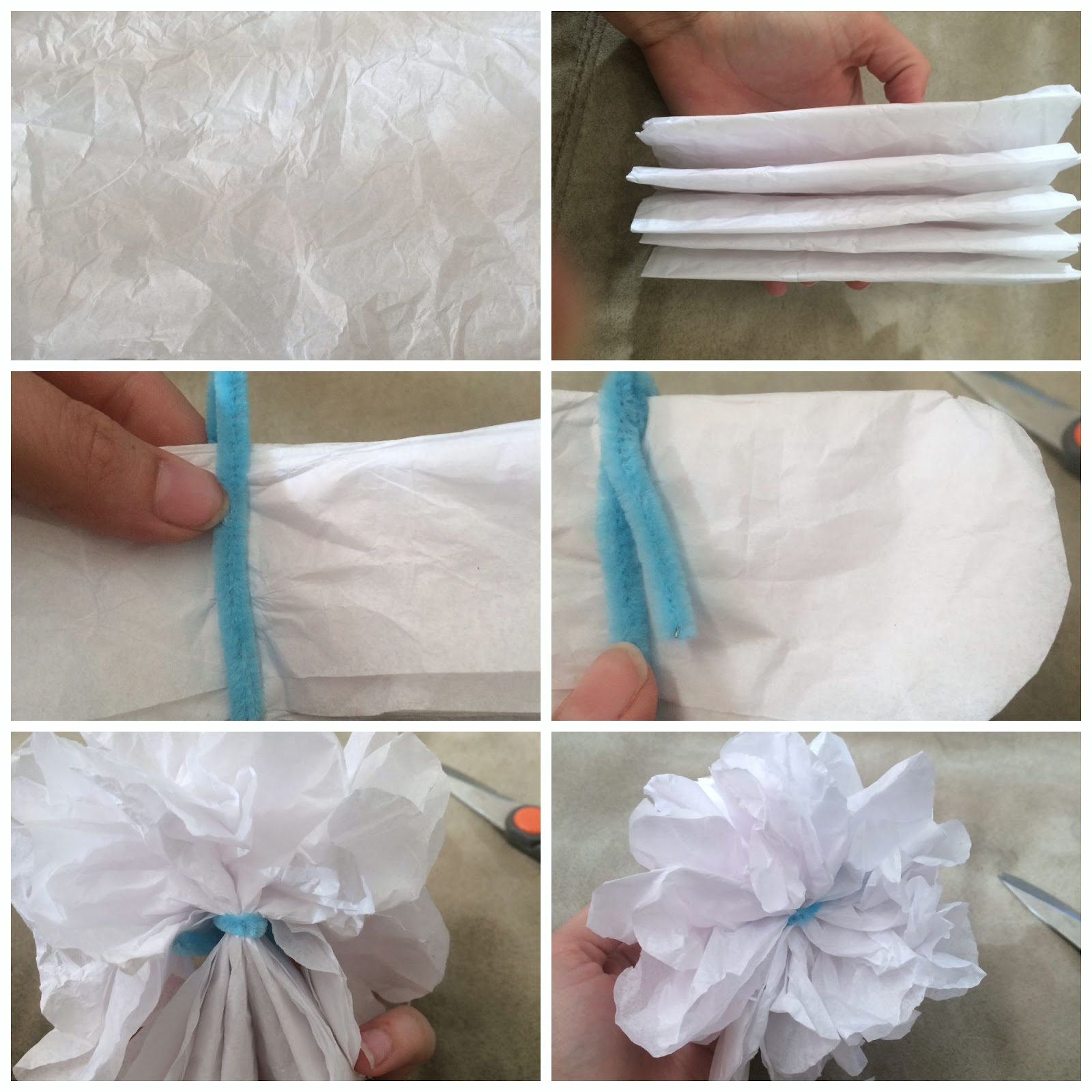 Paper Bouquet Diy Tutorial With Pictures We Got The Funk