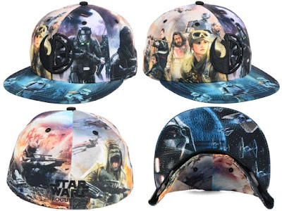 Star Wars: Rogue One Hat Collection by New Era Cap