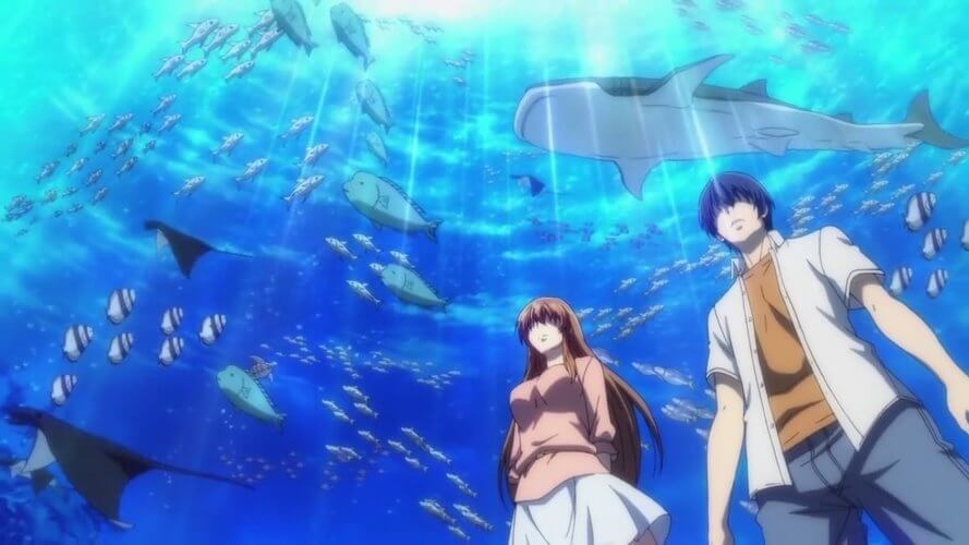 Anime yang Mirip dengan Free! - Iwatobi Swim Club