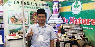 Image agen penjual obat de nature original di Garut