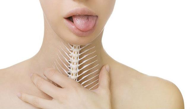 Cara mengatasi tulang nyangkut di tenggorokan