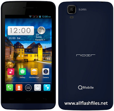 Qmobile-A120-Flash-File