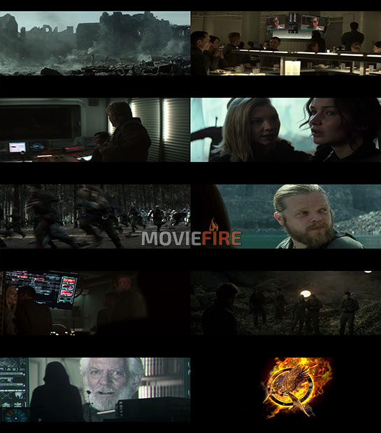 The Hunger Games: Mockingjay - Part 1 (2014) 1080p