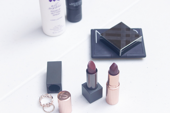 It's time to indulge ourselves by creating high end beauty wishlist.